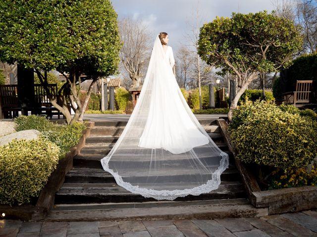 La boda de Gabriel y María  en Colmenar Viejo, Madrid 2