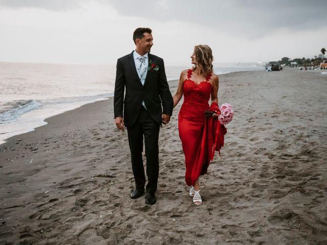 La boda de Christophe y Dami en Marbella, Málaga 2
