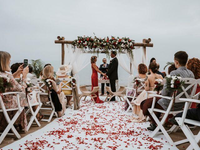 La boda de Christophe y Dami en Marbella, Málaga 19