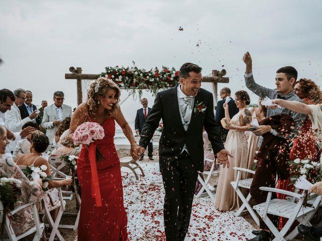 La boda de Christophe y Dami en Marbella, Málaga 27