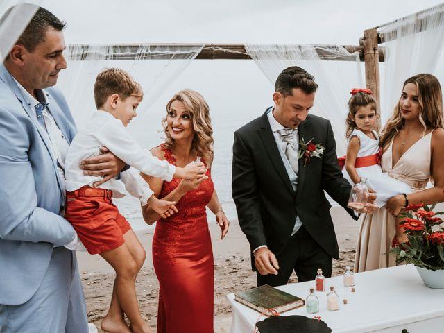 La boda de Christophe y Dami en Marbella, Málaga 22