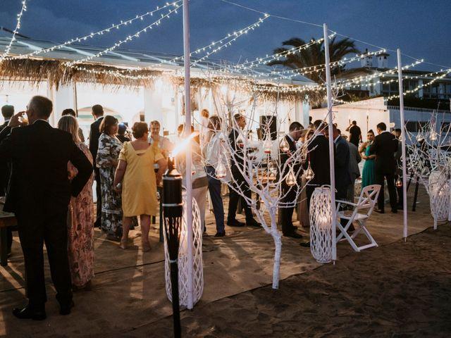 La boda de Christophe y Dami en Marbella, Málaga 38