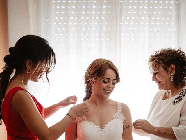 La boda de Josué y Coco en Molina De Segura, Murcia 15