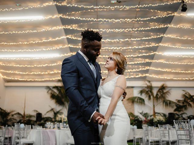 La boda de Coco y Josué