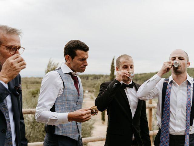 La boda de Álex y Sofía en Jarandilla, Cáceres 25
