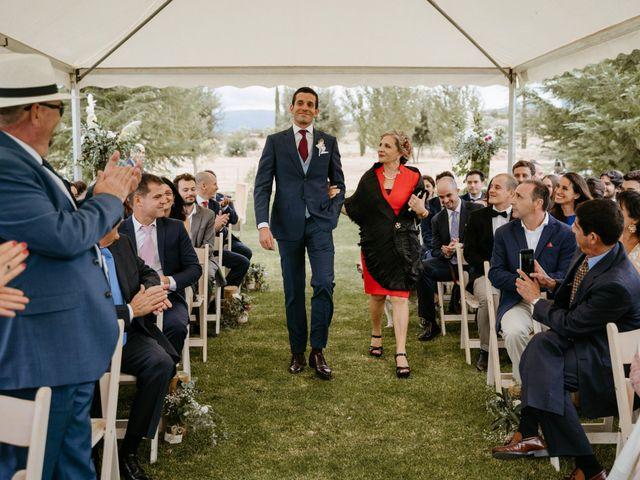 La boda de Álex y Sofía en Jarandilla, Cáceres 31