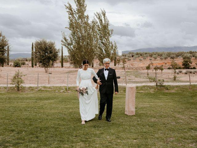 La boda de Álex y Sofía en Jarandilla, Cáceres 33