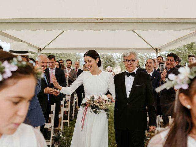 La boda de Álex y Sofía en Jarandilla, Cáceres 35