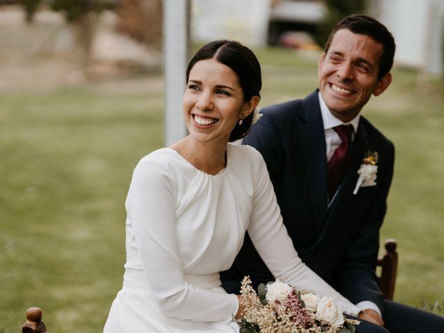 La boda de Álex y Sofía en Jarandilla, Cáceres 37
