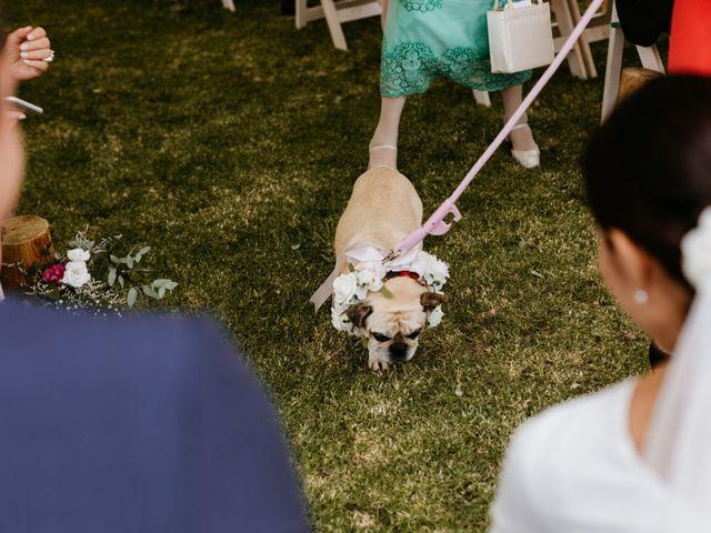La boda de Álex y Sofía en Jarandilla, Cáceres 38