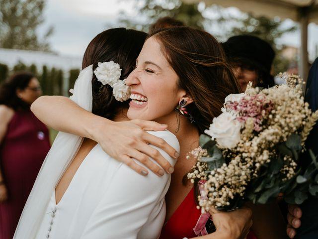 La boda de Álex y Sofía en Jarandilla, Cáceres 40