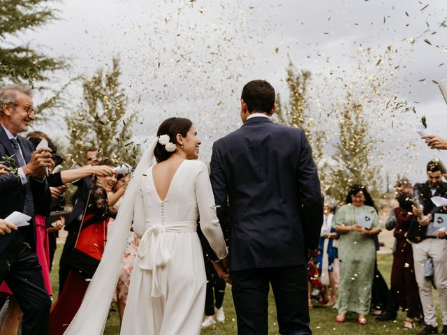 La boda de Álex y Sofía en Jarandilla, Cáceres 1