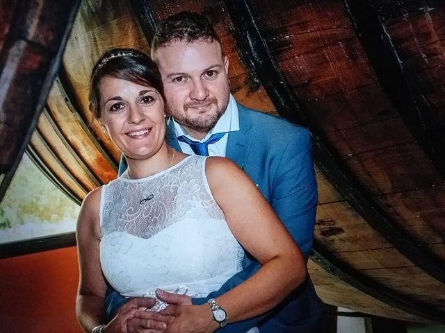La boda de Javier  y Patry