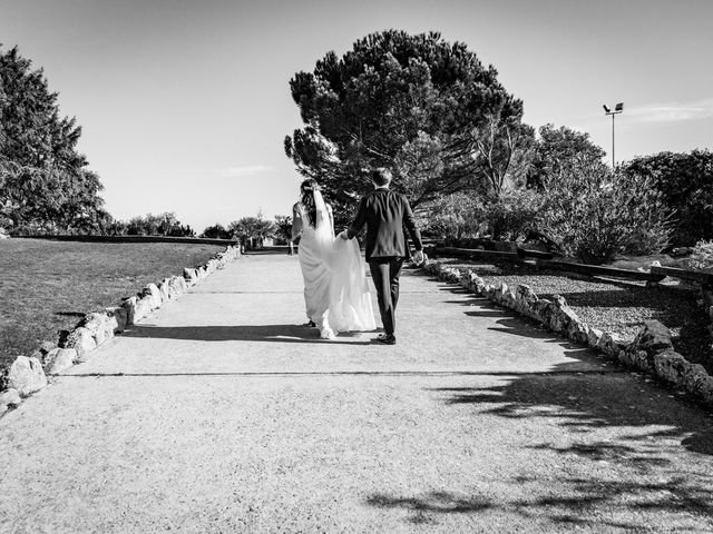 La boda de Manuel y María en Guadarrama, Madrid 15