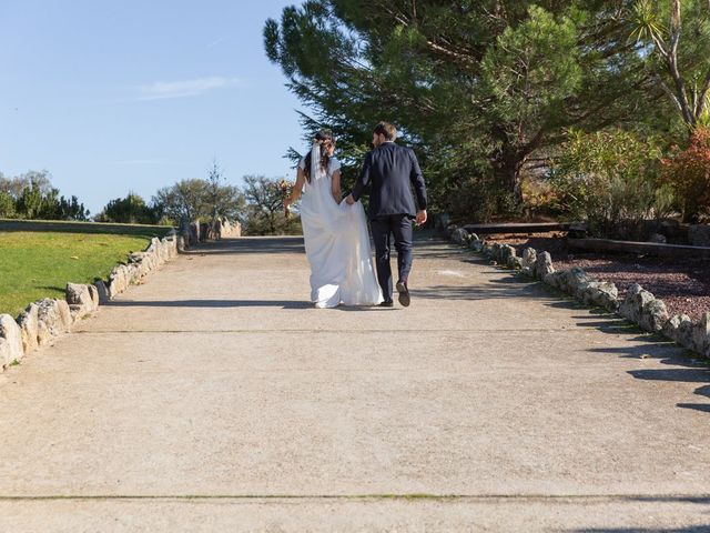 La boda de Manuel y María en Guadarrama, Madrid 16