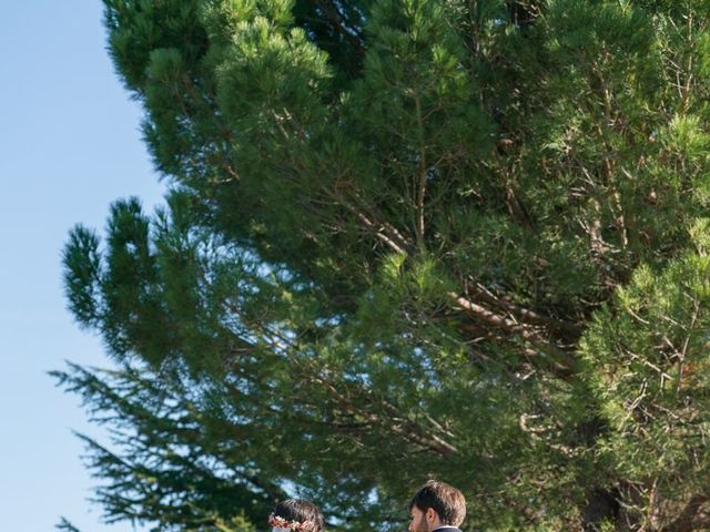 La boda de Manuel y María en Guadarrama, Madrid 17