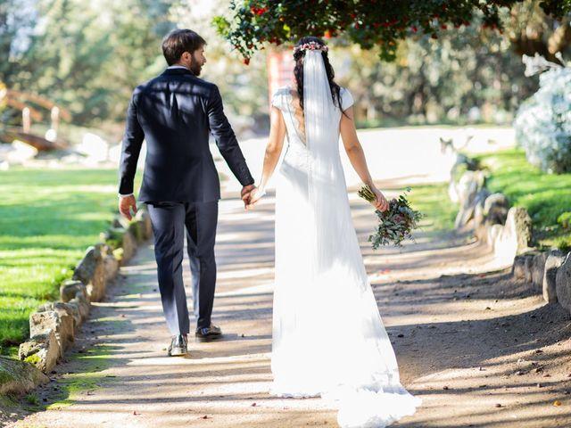 La boda de Manuel y María en Guadarrama, Madrid 24