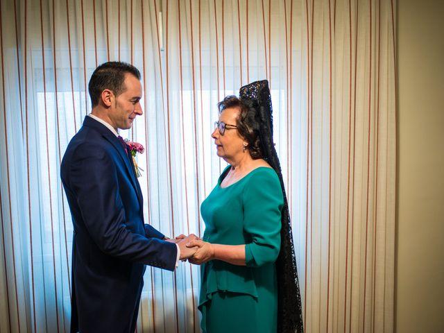 La boda de José y Celia en Aranjuez, Madrid 7