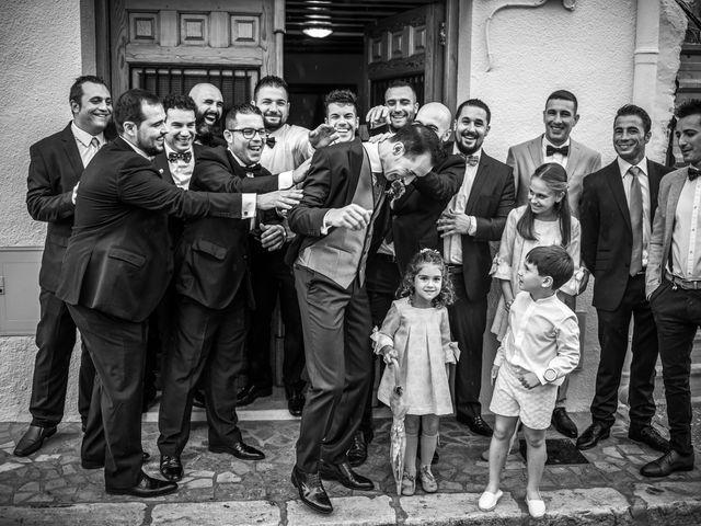 La boda de José y Celia en Aranjuez, Madrid 9