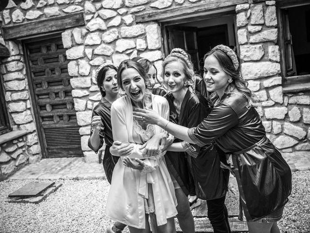 La boda de José y Celia en Aranjuez, Madrid 18