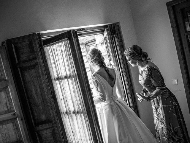 La boda de José y Celia en Aranjuez, Madrid 27
