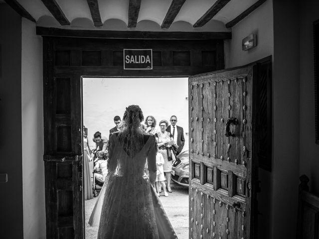 La boda de José y Celia en Aranjuez, Madrid 29
