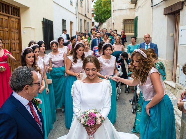 La boda de José y Celia en Aranjuez, Madrid 30
