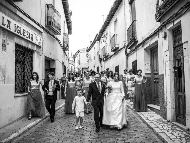 La boda de José y Celia en Aranjuez, Madrid 32