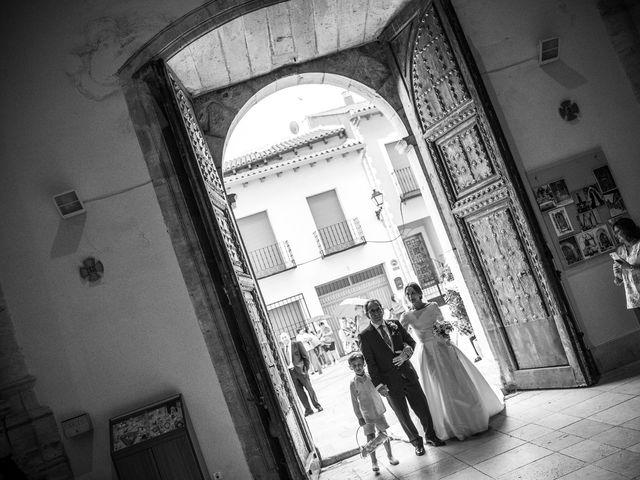 La boda de José y Celia en Aranjuez, Madrid 34
