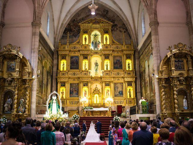 La boda de José y Celia en Aranjuez, Madrid 35