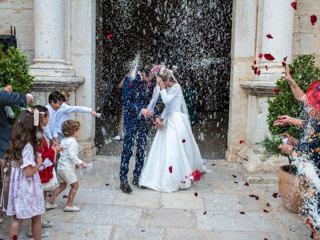 La boda de José y Celia en Aranjuez, Madrid 37