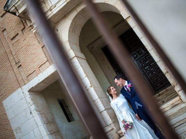 La boda de José y Celia en Aranjuez, Madrid 39