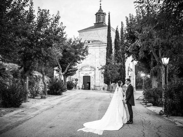 La boda de José y Celia en Aranjuez, Madrid 41
