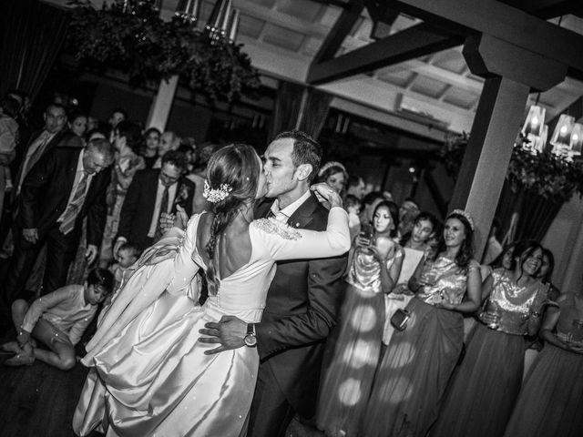 La boda de José y Celia en Aranjuez, Madrid 45