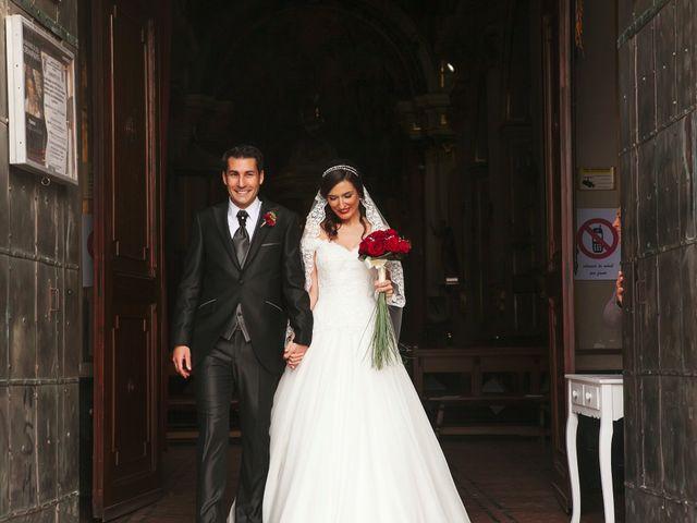 La boda de Pablo y Verónica en El Puig, Valencia 45