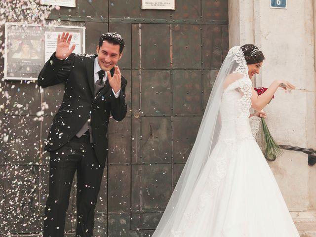 La boda de Pablo y Verónica en El Puig, Valencia 46