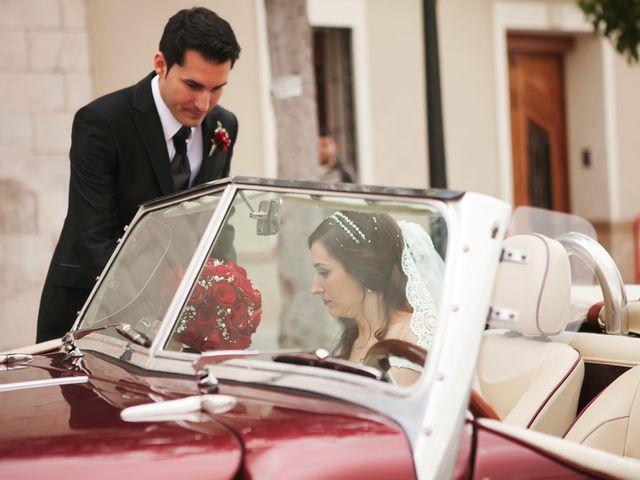 La boda de Pablo y Verónica en El Puig, Valencia 48
