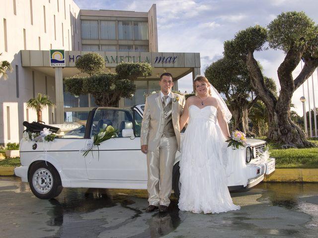 La boda de Susana y David en L' Ametlla De Mar, Tarragona 1