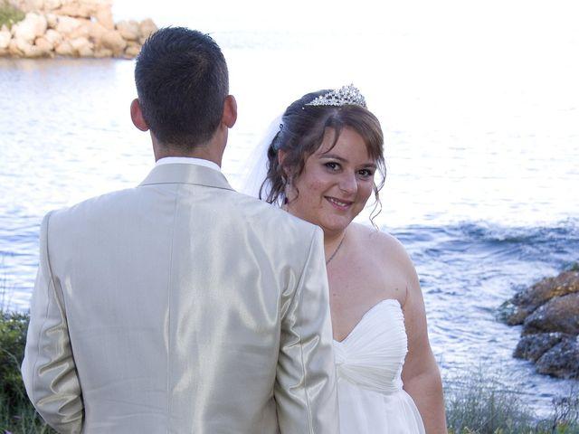 La boda de Susana y David en L' Ametlla De Mar, Tarragona 5