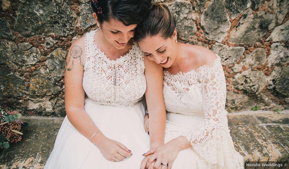 La boda de Laura y Blanca en Ordal, Barcelona