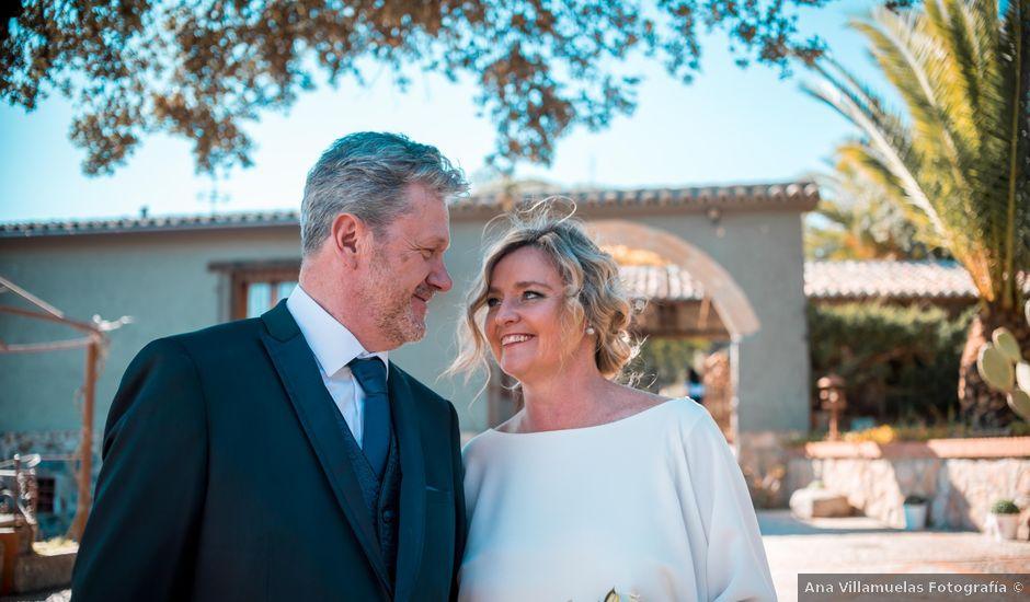 La boda de Fernando y Maripaz en Talavera De La Reina, Toledo