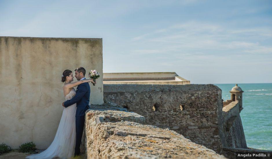 La boda de Javier y Tsenia en Cádiz, Cádiz