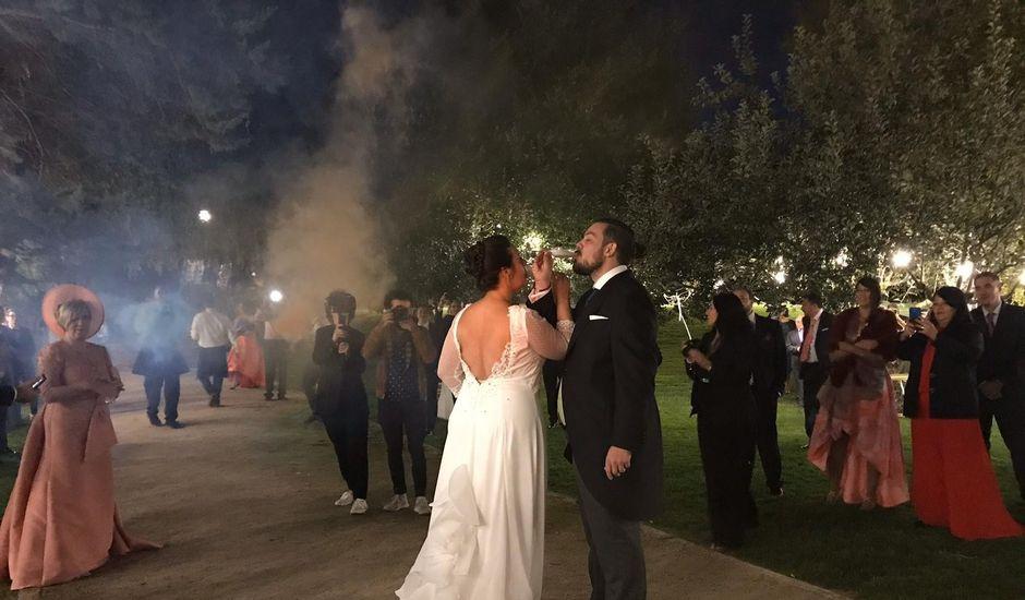 La boda de David y Myriam en Zamora, Zamora