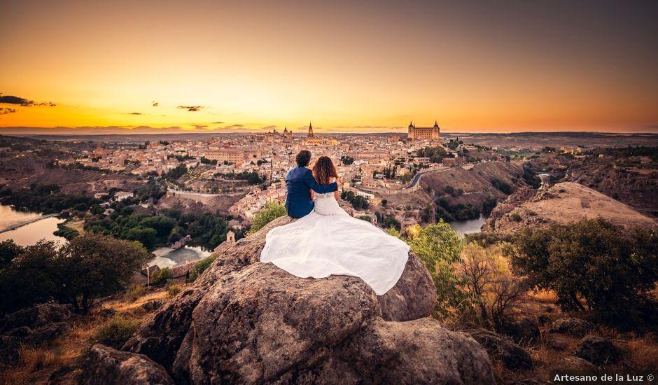 La boda de Luismi y Soraya en Maqueda, Toledo