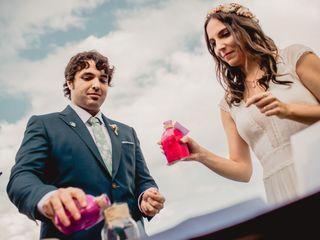 La boda de Sonia y Odilo