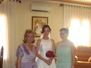 La boda de Sheila y Paco 1
