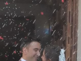 La boda de Sheila y Paco