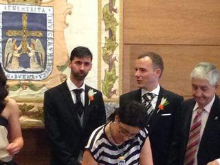 La boda de Jonathan  y Jose 1
