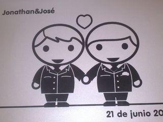 La boda de Jonathan  y Jose 3