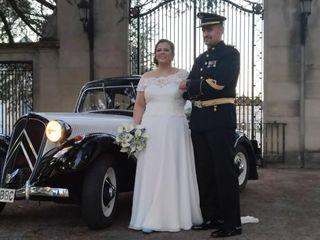 La boda de Yolanda y Antonio